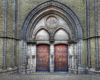 Doors  cathedral Free Photo