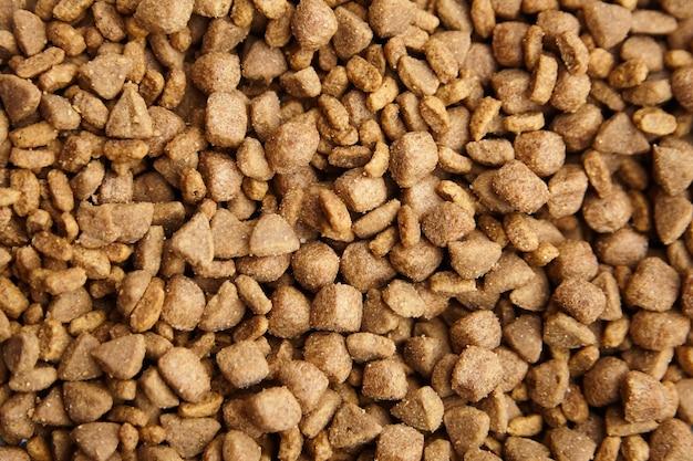 Сушеная еда для собак и кошек Premium Фотографии