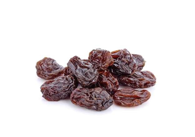 Dried raisins Premium Photo