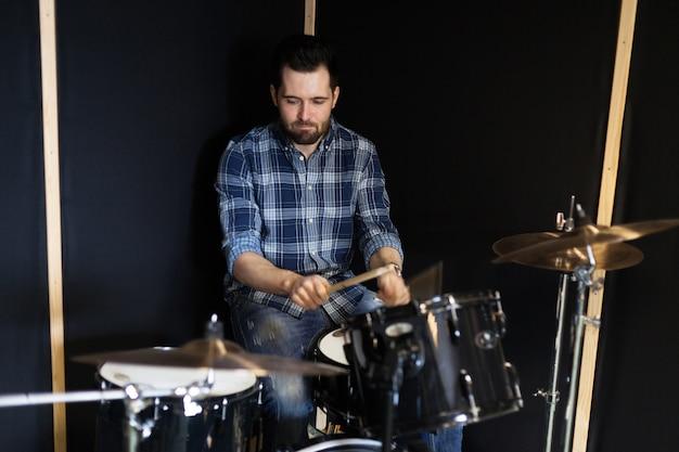 Drummer Free Photo