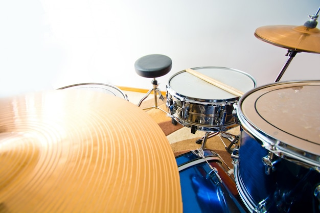 Drums percussion. Free Photo