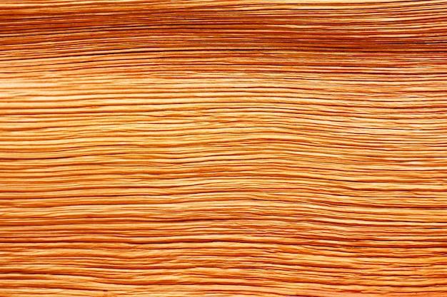 Dry brown palm leaf texture Premium Photo