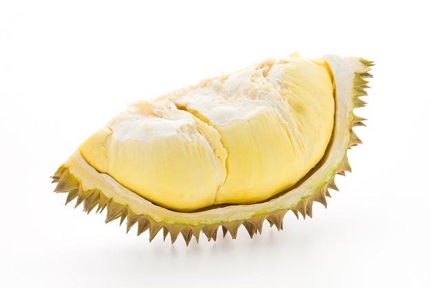 Durian fruit isolated Free Photo