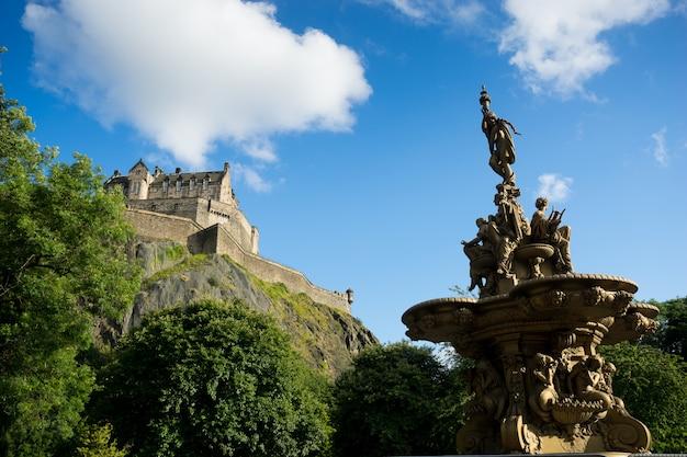 Edinburgh city, scotland, uk Premium Photo