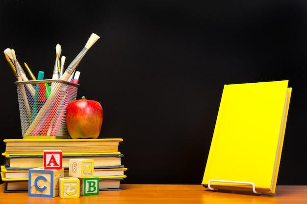 Education or back to school . Premium Photo