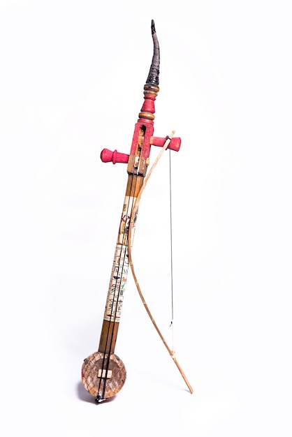 Egyptian musical string instrument, rababa Premium Photo