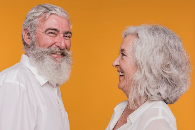 Elderly couple Free Photo