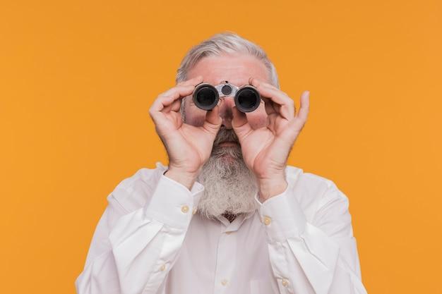 Elderly man Free Photo
