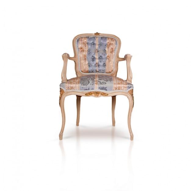 Elegant comfortable chair Free Photo