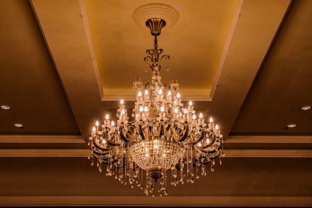 Luxurious Home Crystal Chandeliers