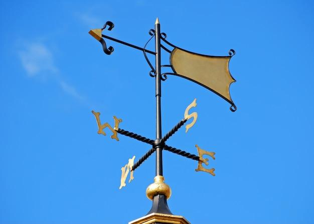Elegant weathervane Free Photo