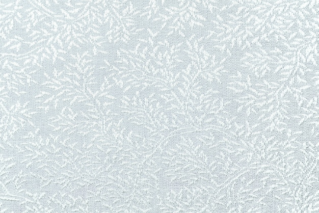 Embroidered fabric background Free Photo