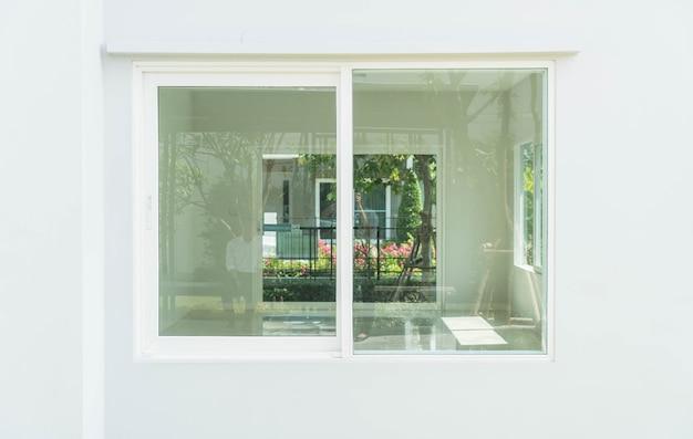 Empty glass door 1339 3184
