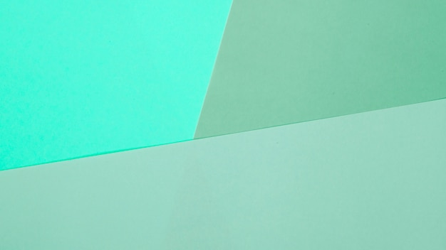 An empty mint colored paper background Free Photo
