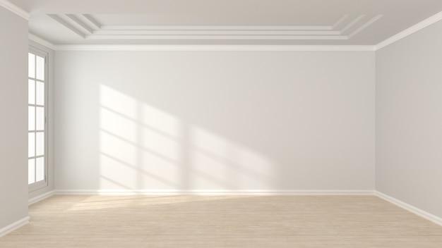 premium photo  empty room