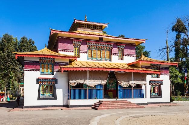 The enchey monastery Premium Photo