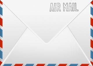 Envelope psd file photo free download for Envelope psd
