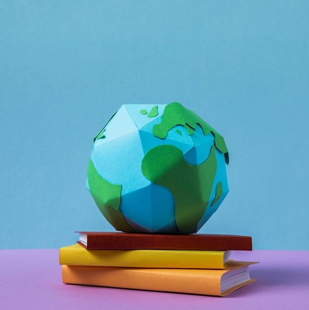 Environment education day concept Premium Photo