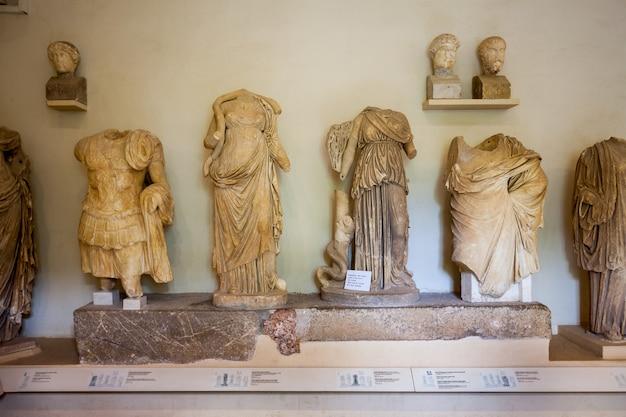 Epidaurus archaeological museum, greece Premium Photo