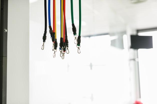 理学療法士のリハビリのための装置。 無料写真