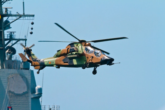 Eurocopter ec-665 tiger Premium Фотографии