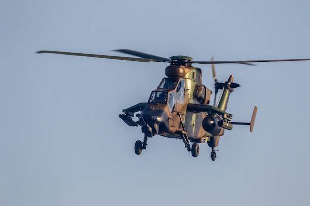 Eurocopter tiger Premium Photo