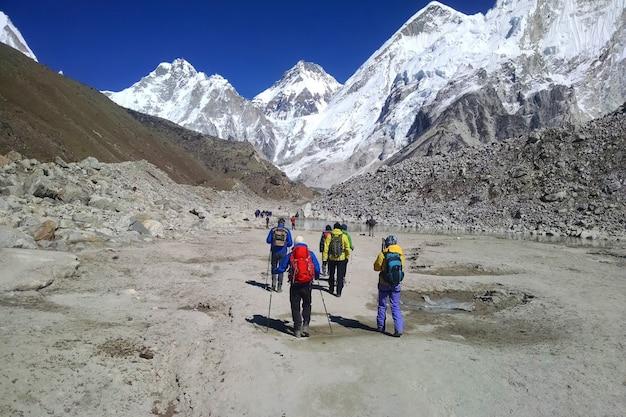 pendaki gunung Everest