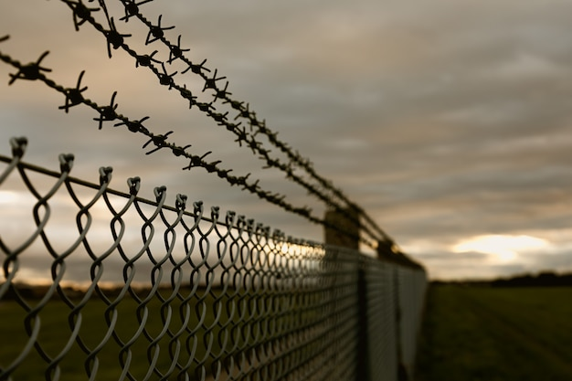 Everybody is imprisoned in the moment, but there is a silver lining at the horizon. Free Photo