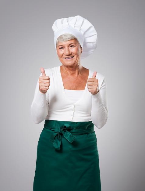Tutti possono imparare a cucinare Foto Gratuite