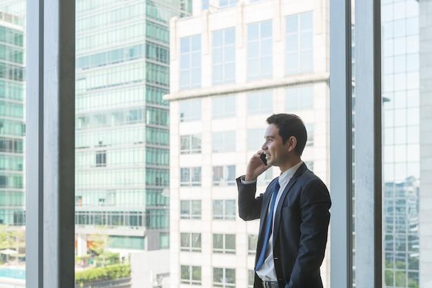 Executive entrepreneurship windows corporate adult Free Photo