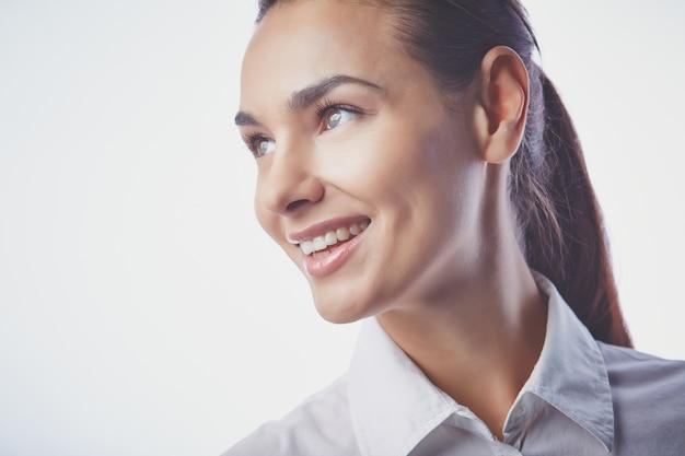Executive with a big smile Free Photo