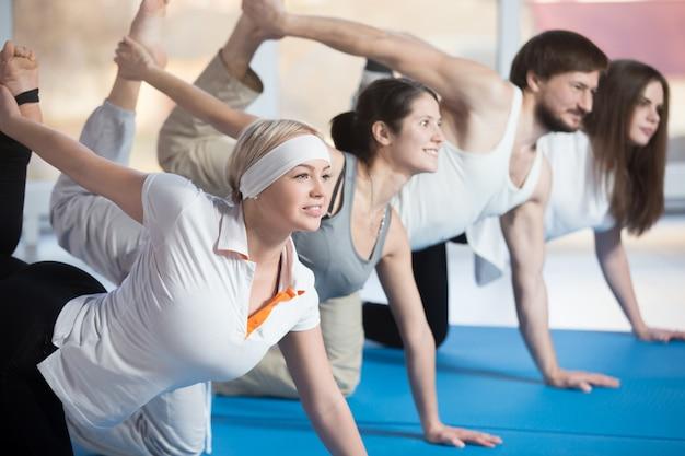 Exercises for buttocks Free Photo