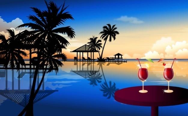 Exotic Holiday