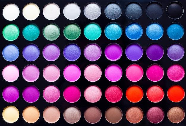 Eye shadow palette Free Photo