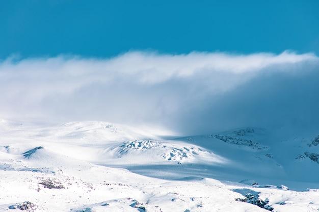 Eyjafjallajökull火山クラウドシステム 無料写真