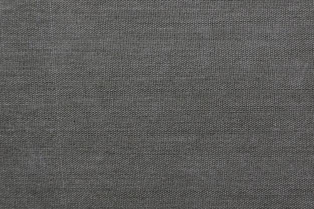 Fabric texture gray color Premium Photo