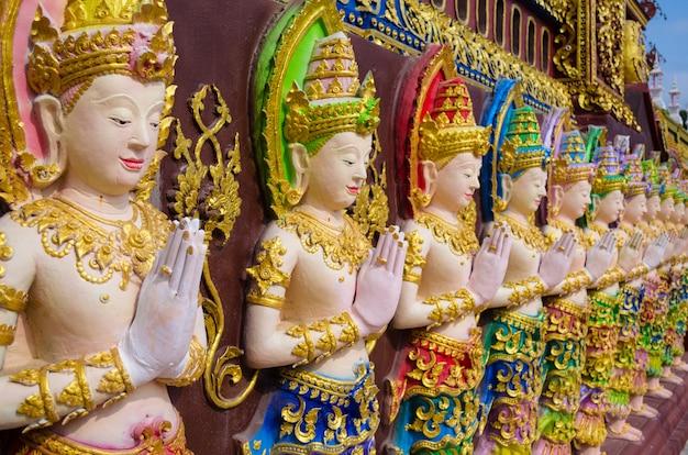 Fairy statues Premium Photo