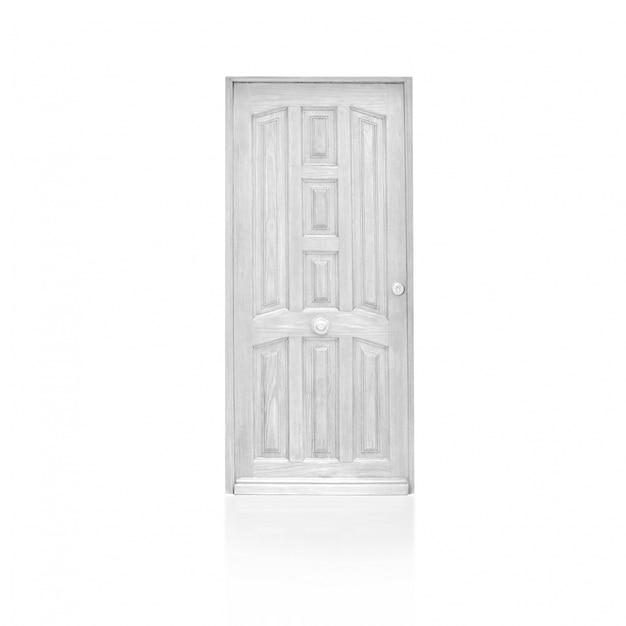 Fantastic wooden door Free Photo