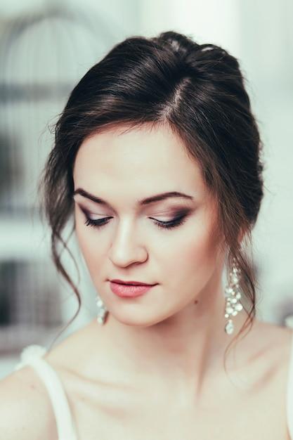 Fashion bride Premium Photo