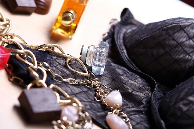 Fashion woman's stuff Free Photo