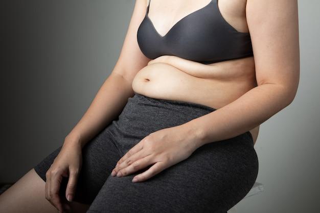 общем, женский жирный живот фото кулинары показывают, как