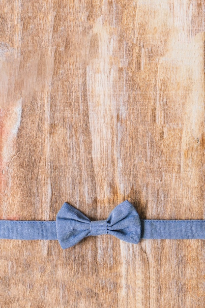 Fathers day composition with wooden board Free Photo