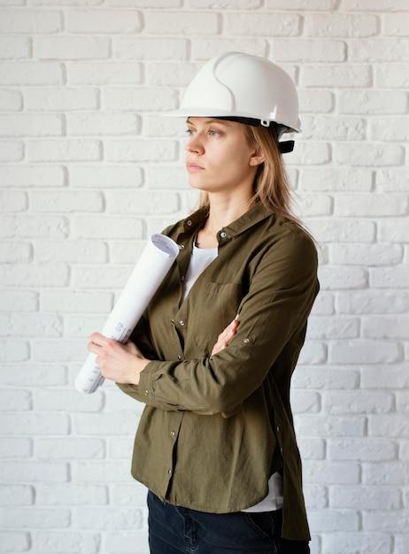 Progetti di ambiente di pianificazione femminile Foto Gratuite