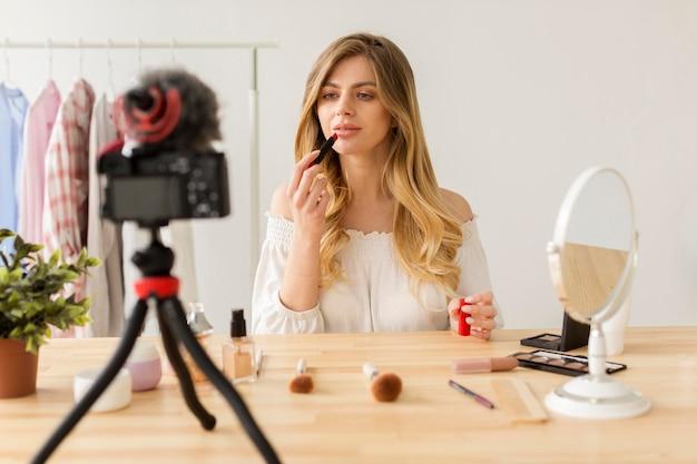 Женский макияж Бесплатные Фотографии