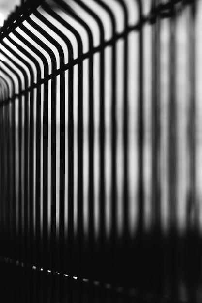 Fence Premium Photo