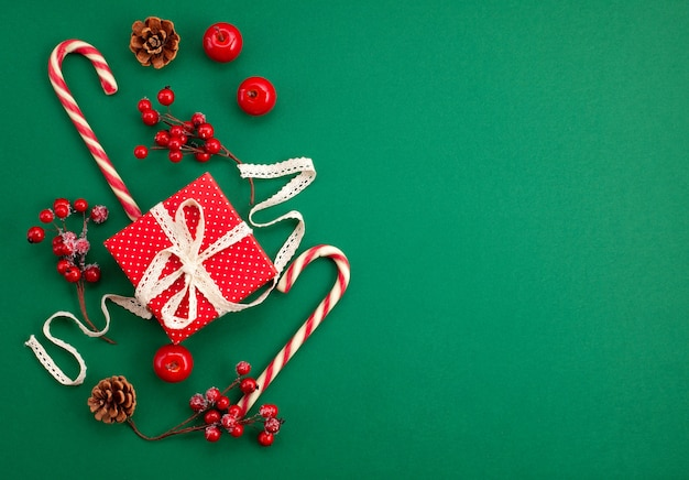 Festive christmas mockup Premium Photo