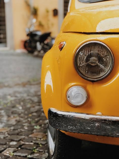 Fiat 500 Premium Фотографии