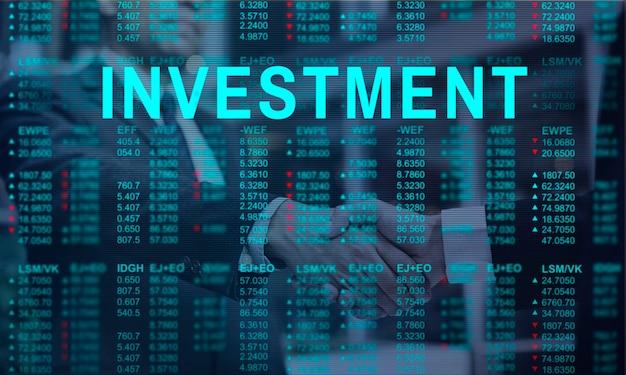 金融事業投資 無料写真