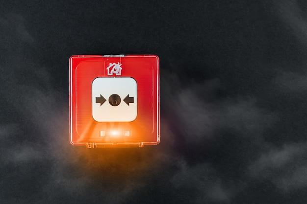 Fire alarm system Premium Photo