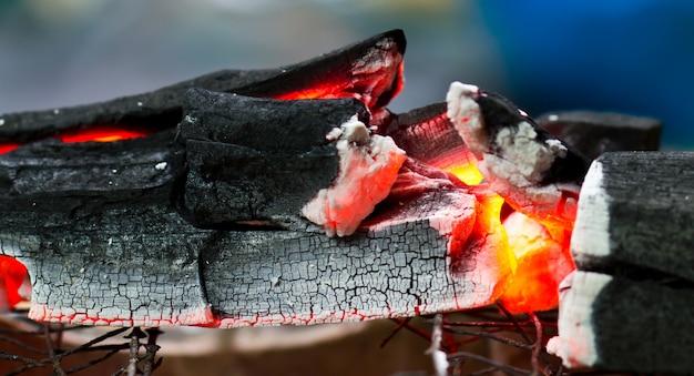 Fire coals Free Photo